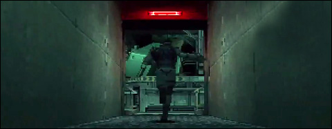MGS1-REX-Lair-Entrance