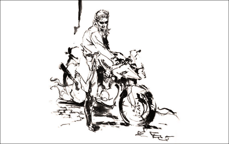 MGS4-EVA-on-Bike-Art