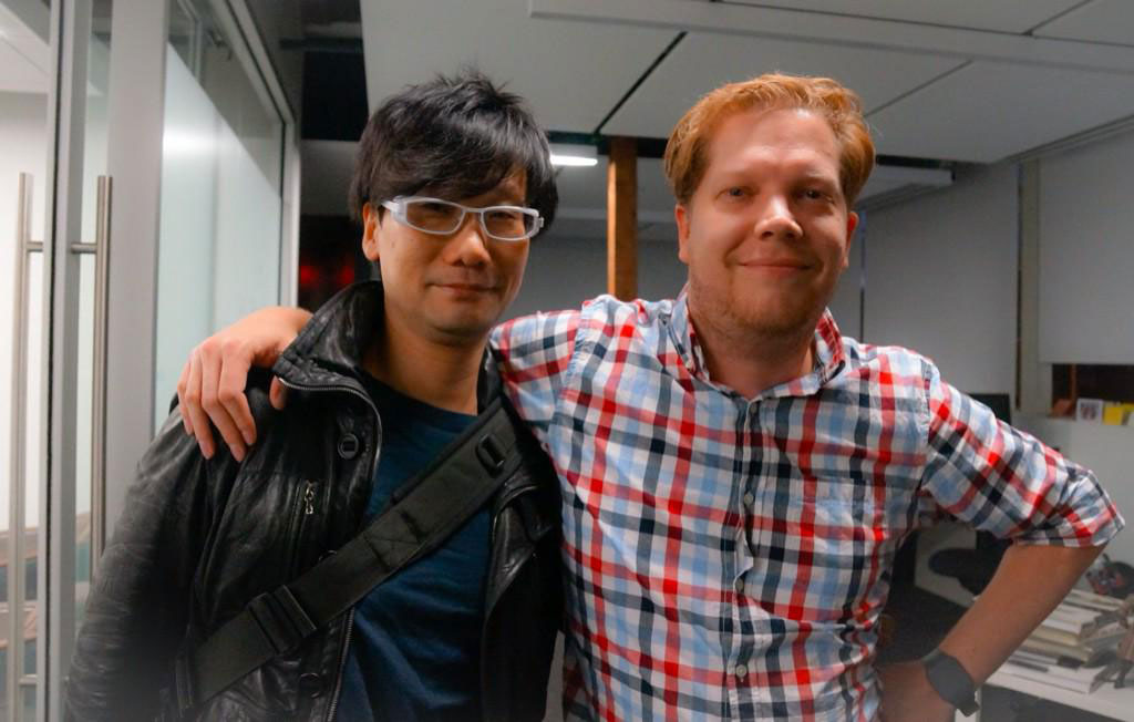 Hideo-Kojima-and-Robert-Peeler