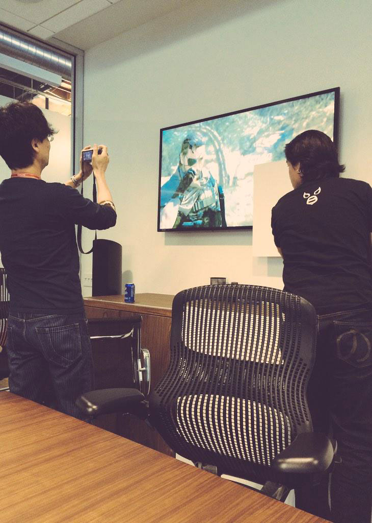 Kojima-Productions-LA-Photo-of-Screen