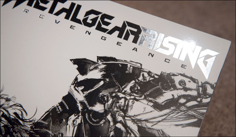 Metal-Gear-Rising-Revengeance-Premium-Package-Artbook-Cover-Close-Up