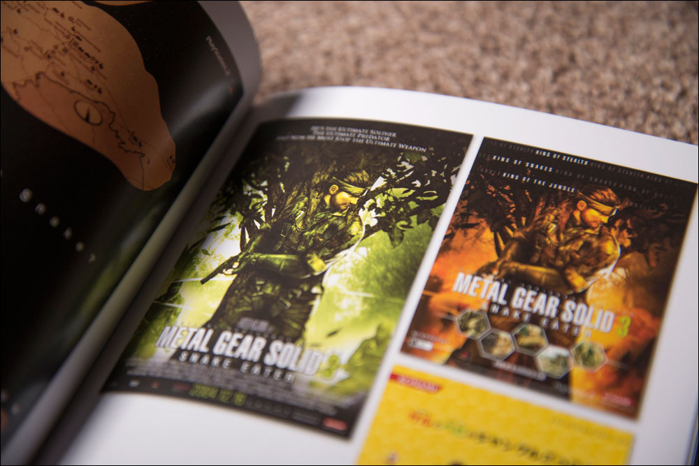 Metal-Gear-Solid-The-Legacy-Collection-Art-Book-MGS3-Posters