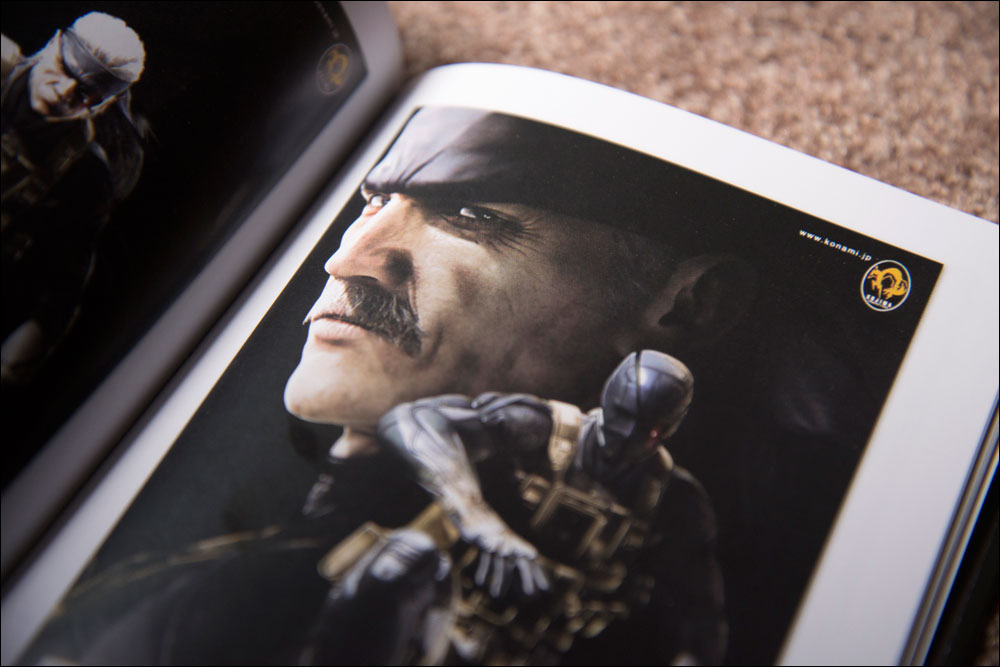 Metal-Gear-Solid-The-Legacy-Collection-Art-Book-Old-Snake