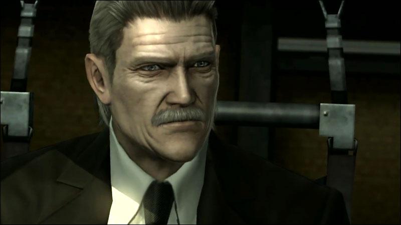 Kojima On The Metal Gear Universe The Main Character