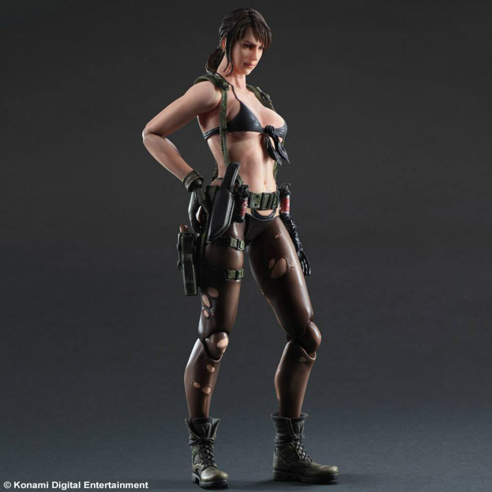 Play-Arts-Quiet-Figure-1