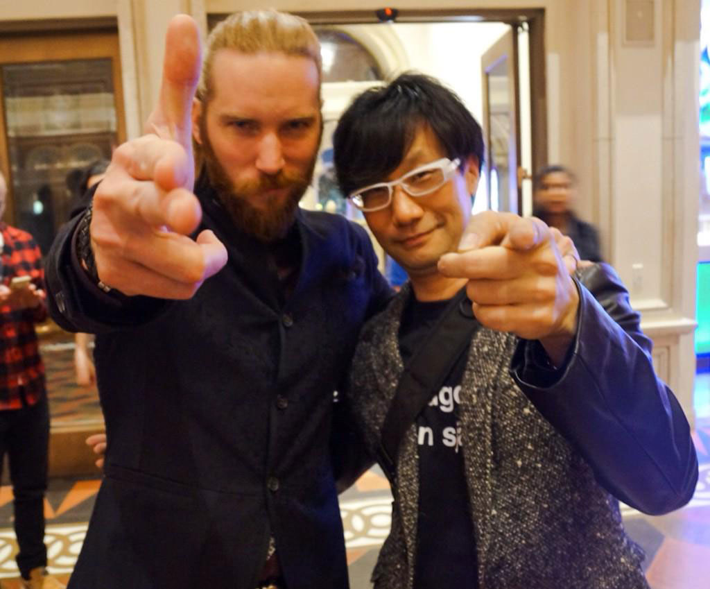 The-Game-Awards-2014-Kojima-and-Troy-Baker-2
