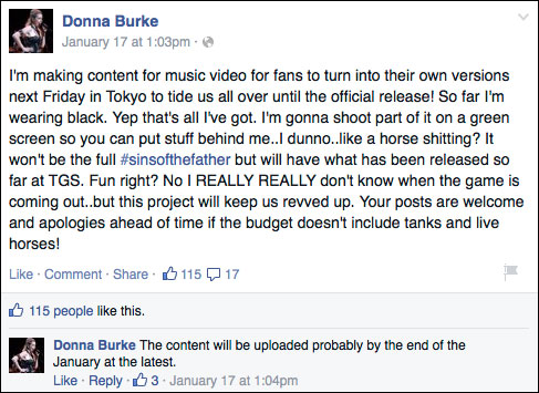 Donna-Burke-Fan-Video