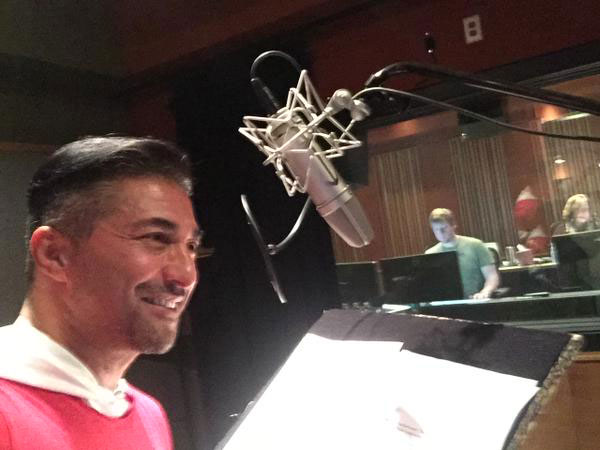 Jay-Tavare-voicing-Code-Talker-January-2015
