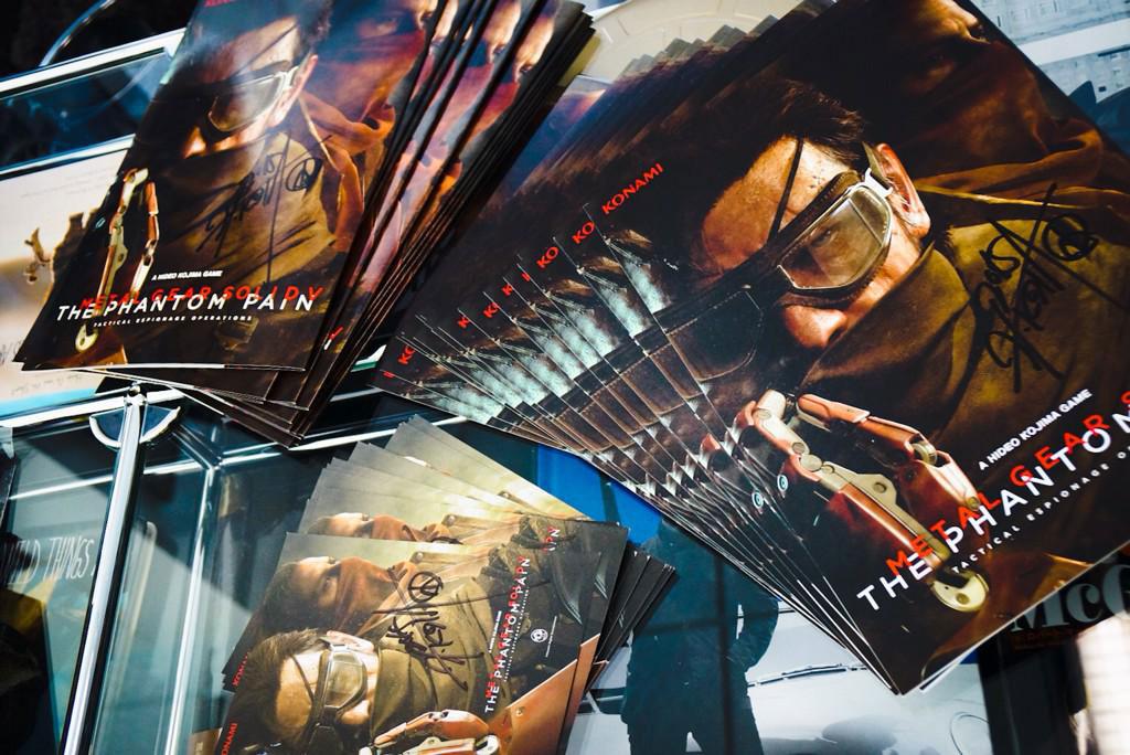 Kojima-Autographs-Taipei-Game-Show