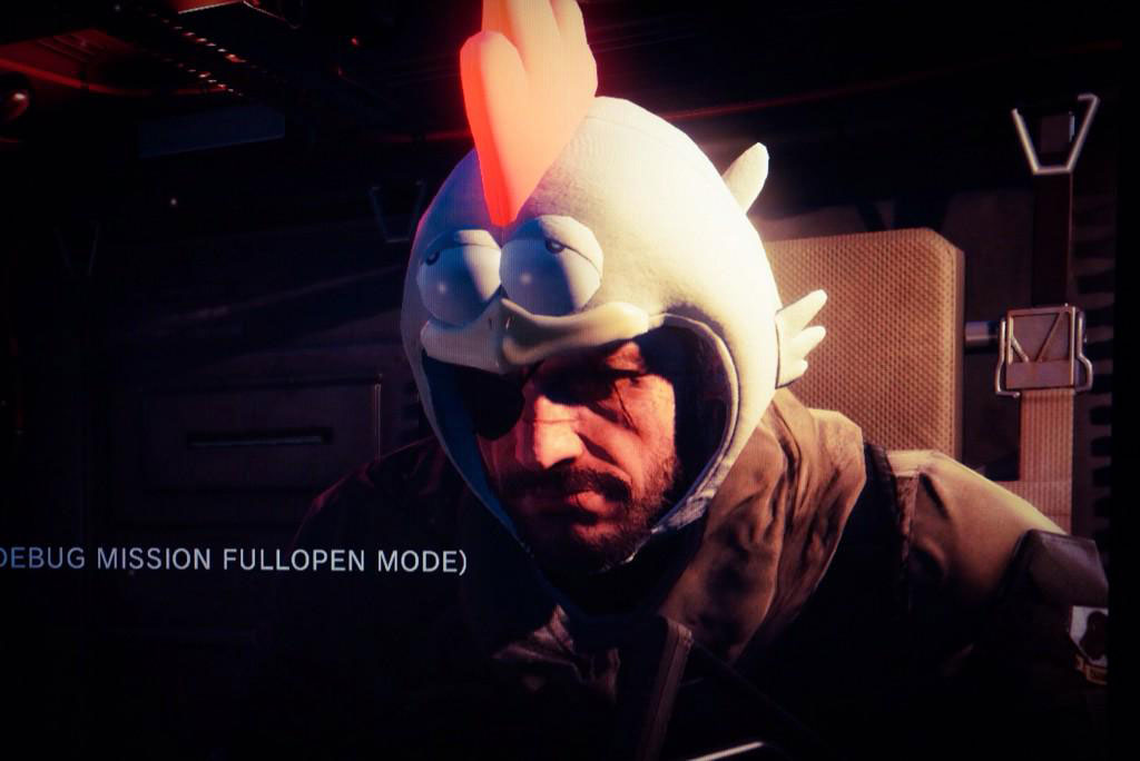 Kojima-MGSV-TPP-Check-Chicken-Cap-Debug