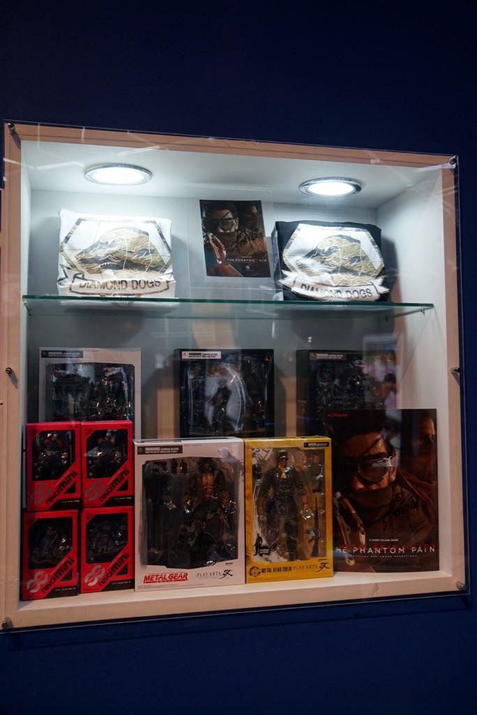 Kojima-Taipei-MGSV-Merchandise