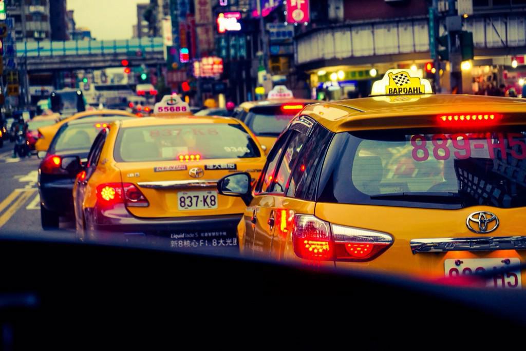 Kojima-Taipei-Taxi