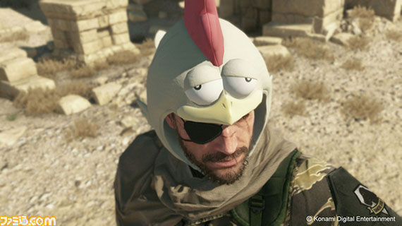 MGSV-The-Phantom-Pain-Chicken-Cap-Famitsu-2