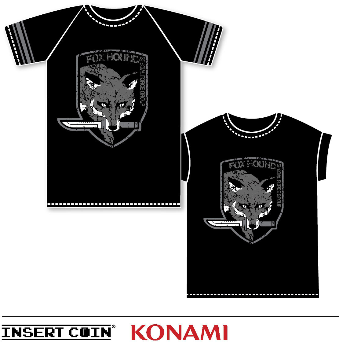 Insert-Coin-FoxHound-Tees