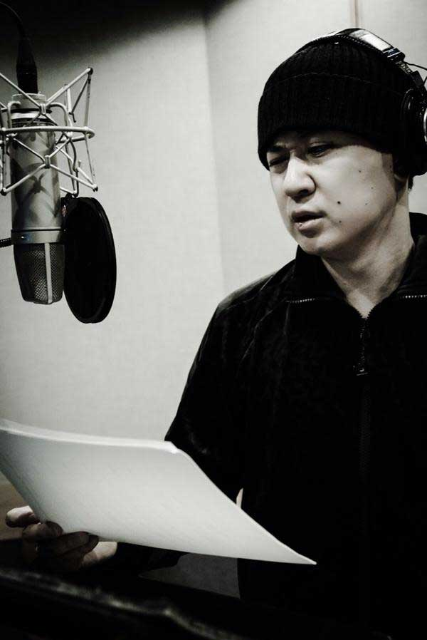 MGSV-The-Phantom-Pain-VO-Session-Feb-16-2015-Tomokazu-Sugita-2