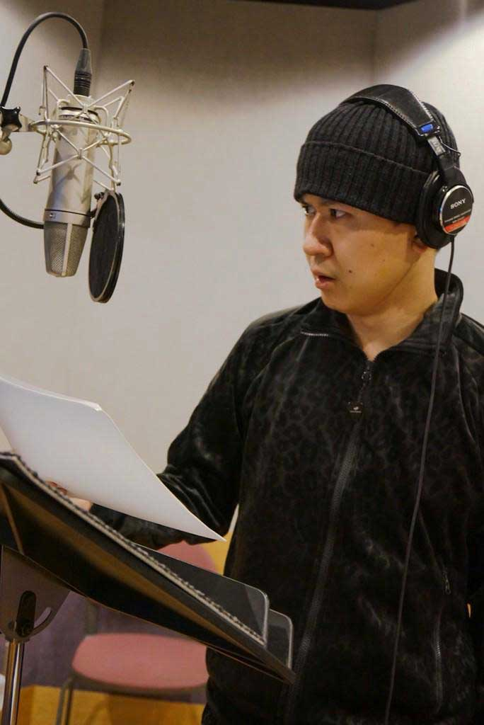 MGSV-The-Phantom-Pain-VO-Session-Feb-16-2015-Tomokazu-Sugita