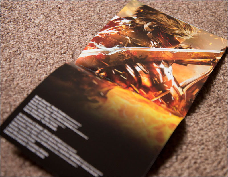 Metal-Gear-Rising-Vocal-Tracks-First-Edition-Booklet-Credits