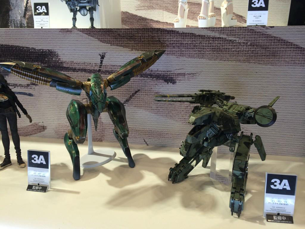 Wonder-Festival-2015-REX-and-RAY