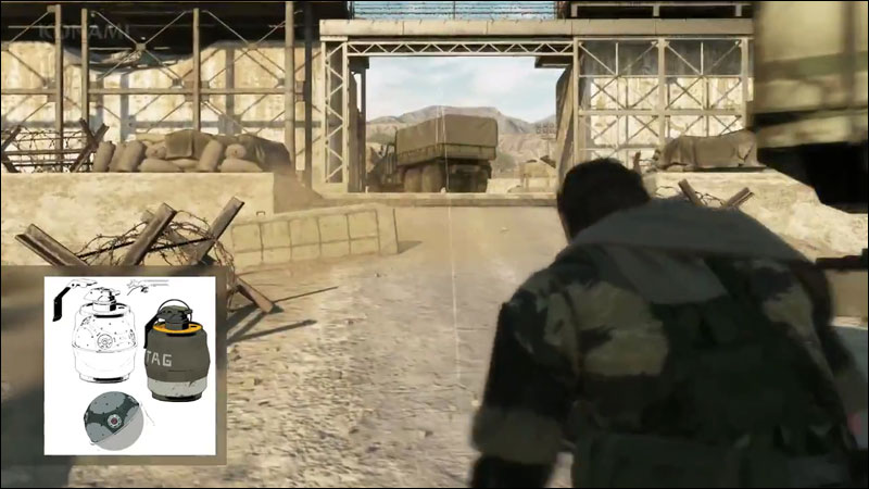 Metal-Gear-Online-Marking-Grenade