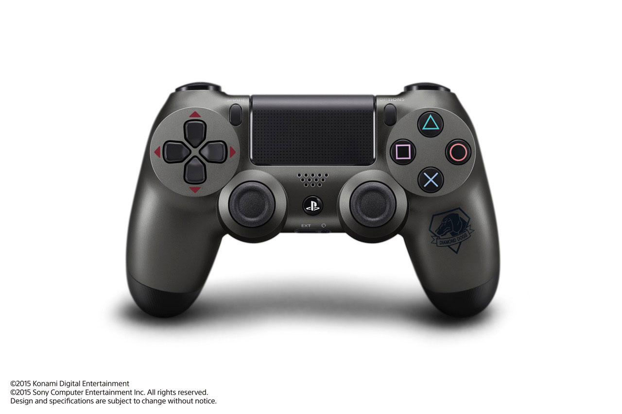 Special-Edition-MGSV-The-Phantom-Pain-PlayStation-4-Controller-1