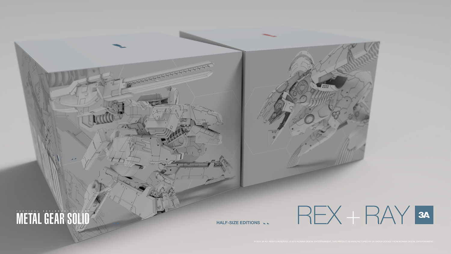 3A-Box-Metal-Gear-REX-and-RAY-Half-Size