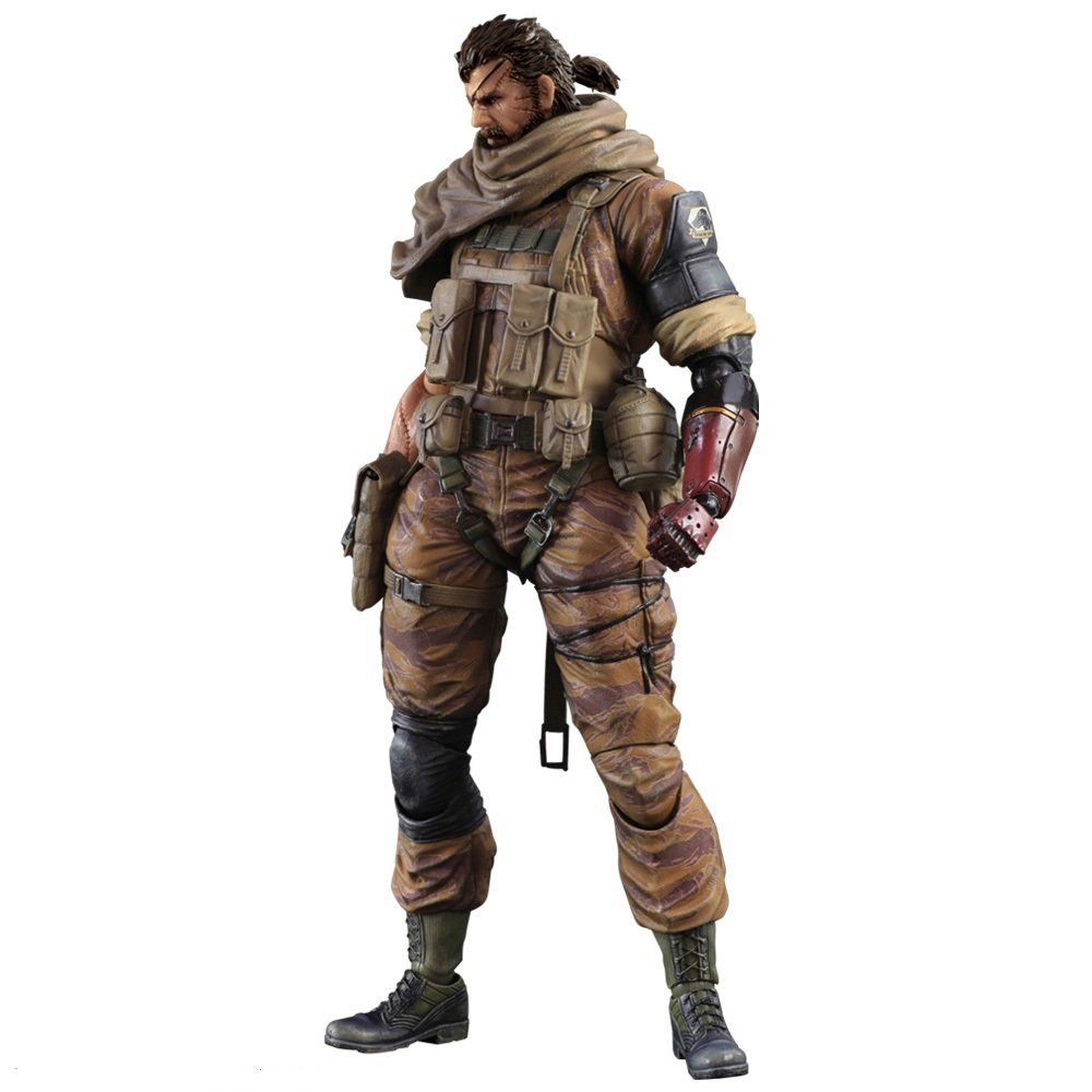 Play-Arts-Kai-Venom-Snake-Gold-Tiger