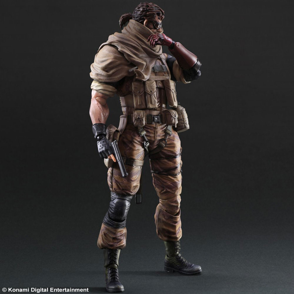 Play-Arts-Venom-Snake-Gold-Tiger-2
