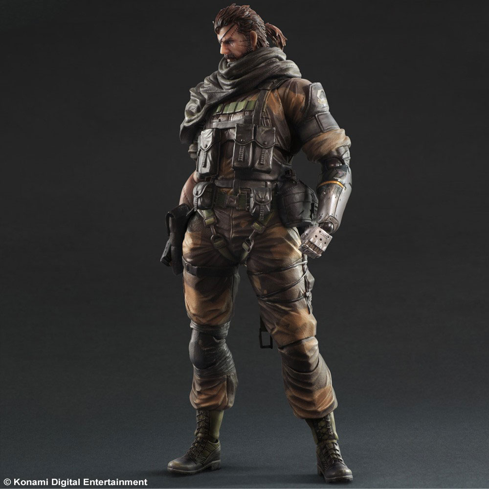 Play-Arts-Venom-Snake-Splitter-Version-2
