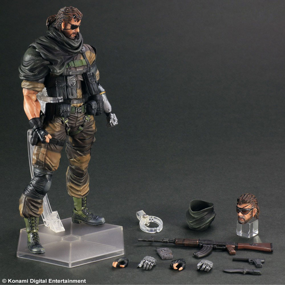 Play-Arts-Venom-Snake-Splitter-Version