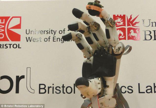 Bristol-Robotics-Bionic-Hand