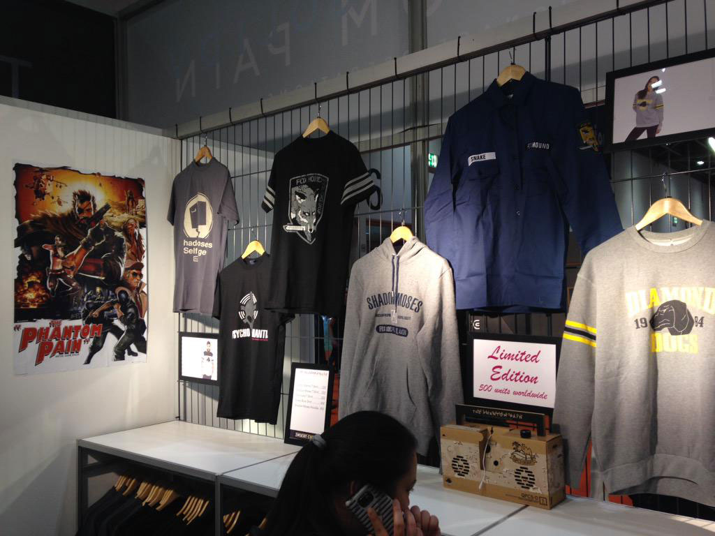 Comic-Con-London-MGSV-Stand-1