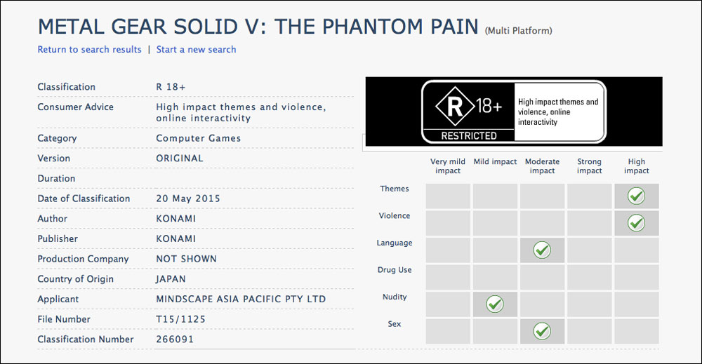 MGSV-The-Phantom-Pain-Australian-Rating