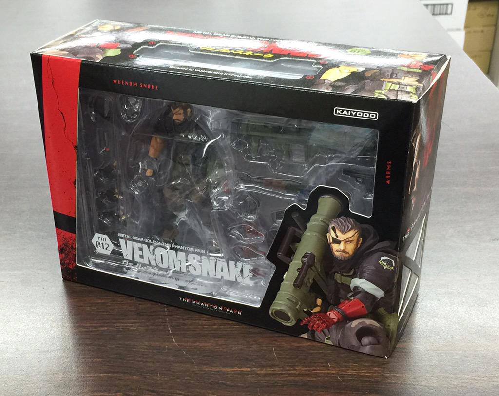 RevolMini-Venom-Snake-Box