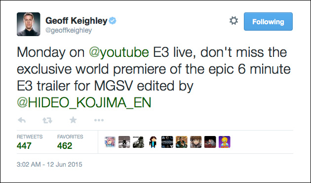 Geoff-Keighley-MGSV-E3-2015-Trailer-Announcement