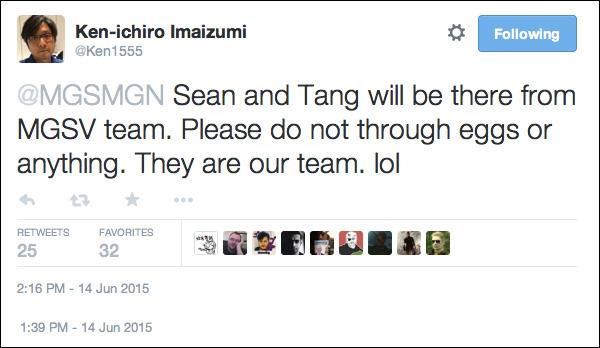 Ken-Imaizumi-E3-2015-Tweet-2