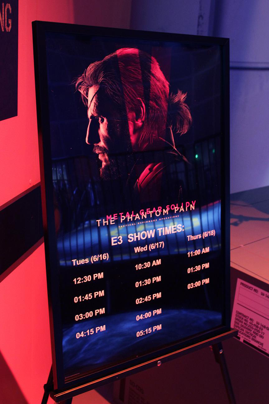 MGSV-Booth-E3-2015-Show-Times