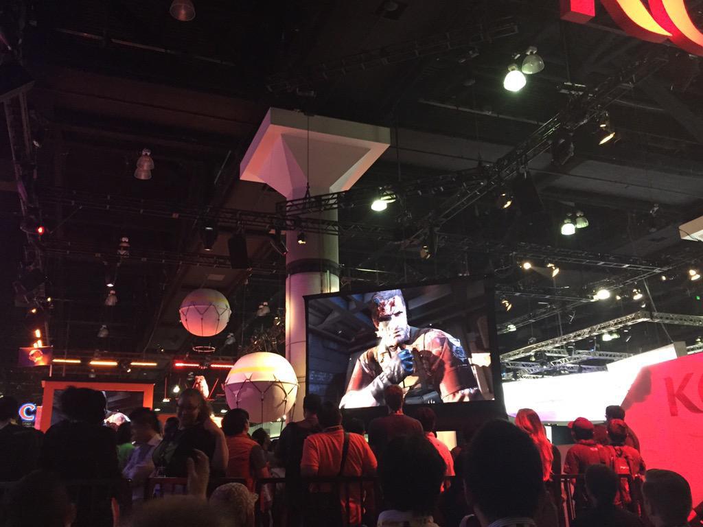 MGSV-E3-2015-Konami-MGSV-Booth