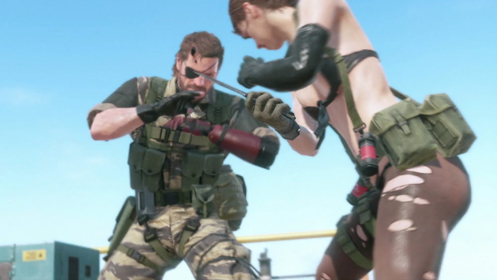 MGSV-E3-2015-Short-Trailer-Big-Boss-Fights-Quiet