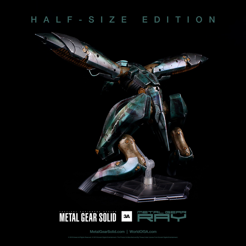 Metal-Gear-RAY-Half-Size-3A-2