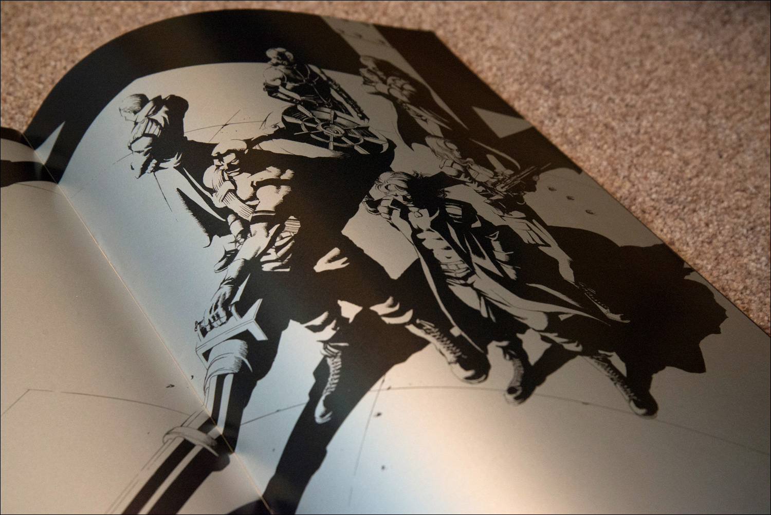 Metal-Gear-Solid-Premium-Package-Classified-Book-FOXHOUND
