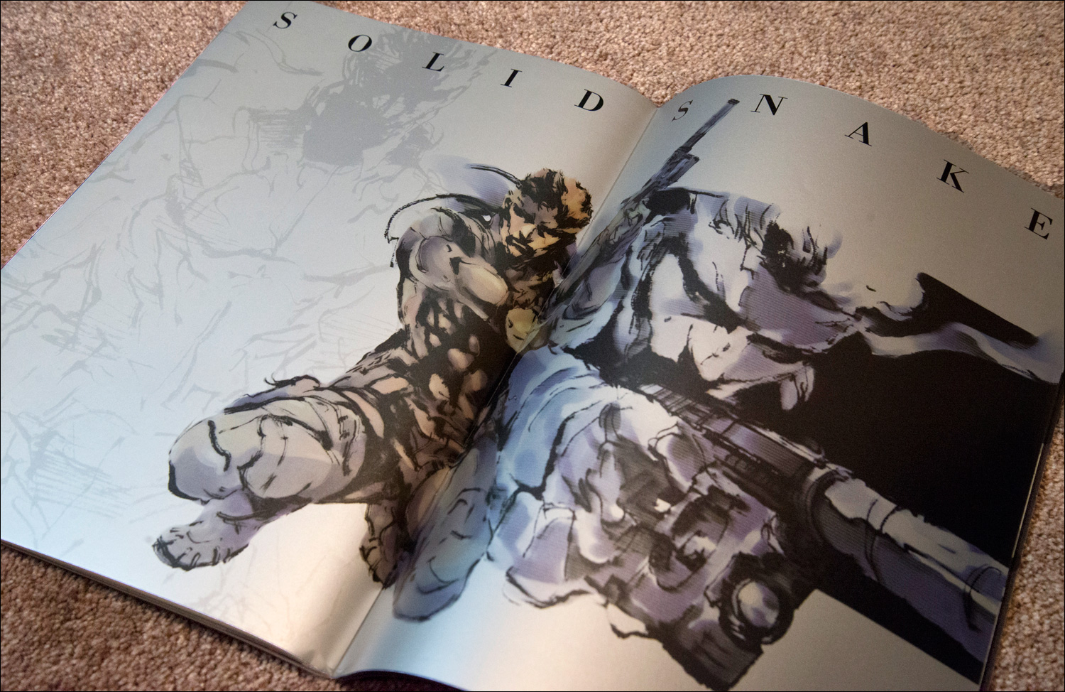 Metal-Gear-Solid-Premium-Package-Classified-Book-Solid-Snake