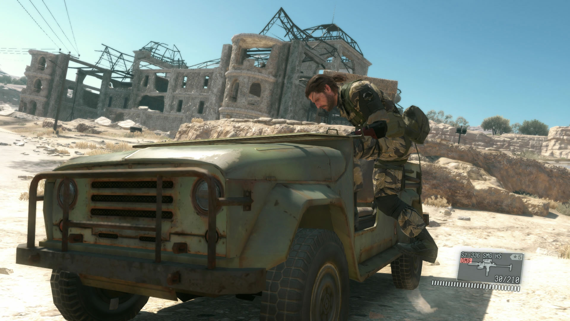Metal-Gear-Solid-V-The-Phantom-Pain-E3-2015-Screen-Big-Boss-Getting-into-Jeep