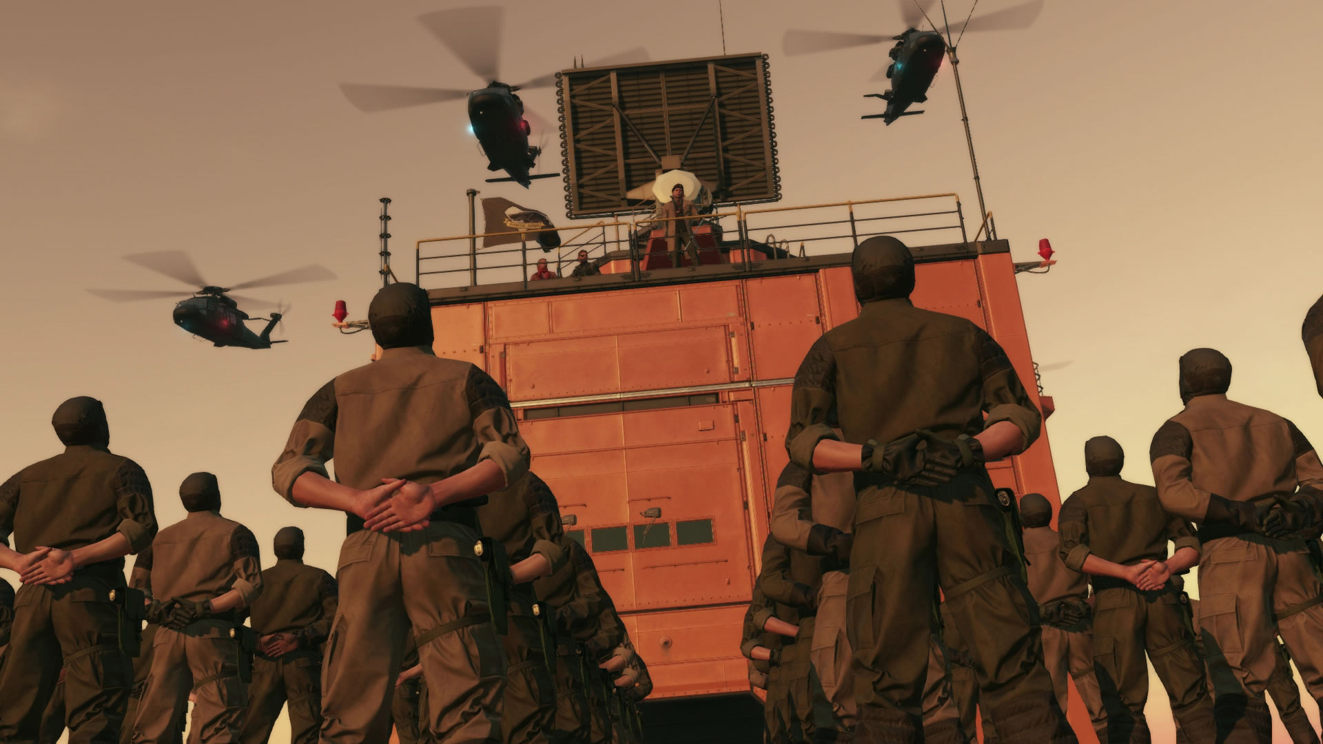 Metal Gear Solid V: The Phantom Pain review – Metal Gear