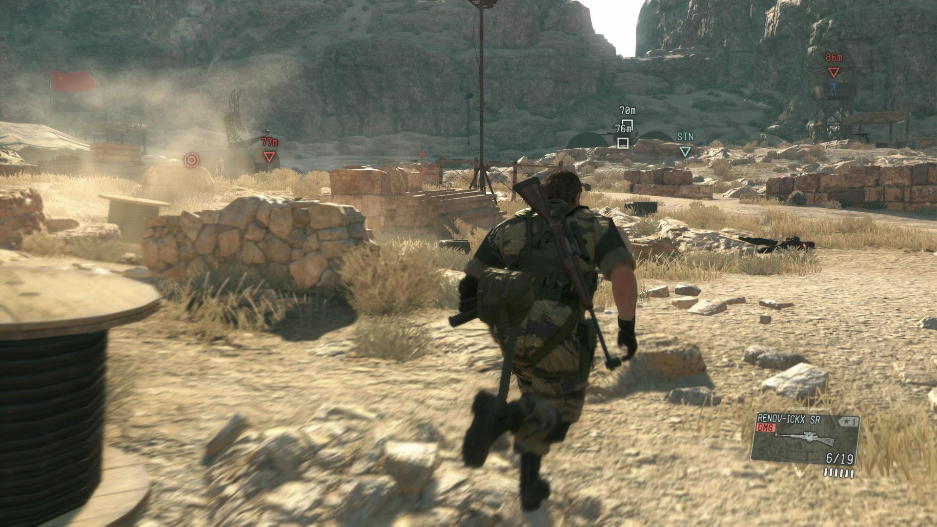 Metal Gear Solid V: The Phantom Pain Official Thread