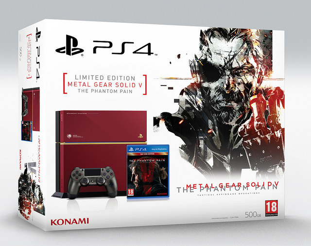 Buy playstation 4 metal gear solid ⅴ: the phantom pain limited.