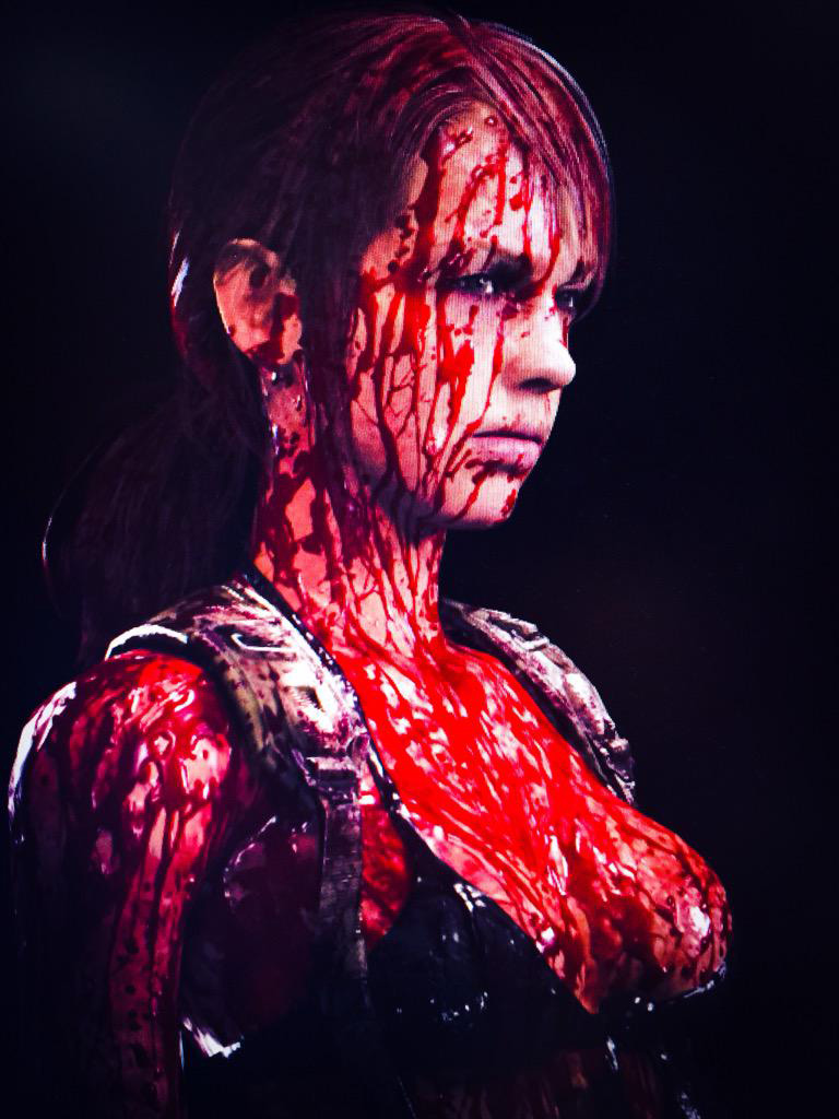 Bloody-Quiet-MGSV-Poster-Horror-Quiet