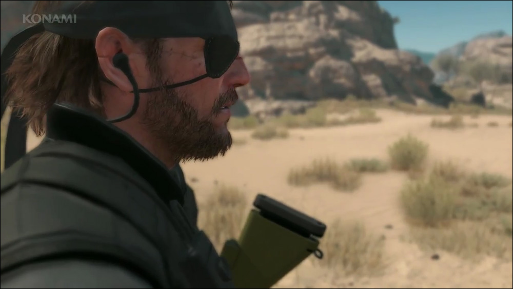 Freedom of Infiltration MGSVTPP gameplay video out now Metal