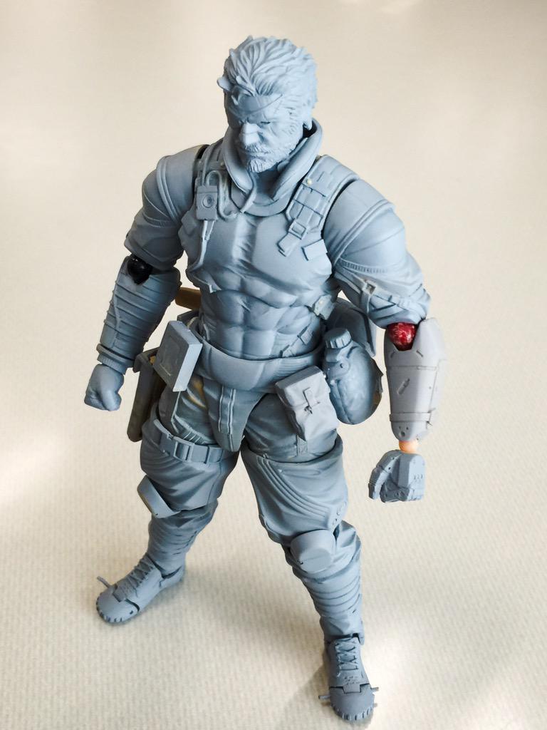 Venom-Snake-Revoltech-Prototype-1
