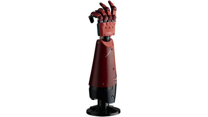 Happy-Kuji-Half-Size-Bionic-Arm