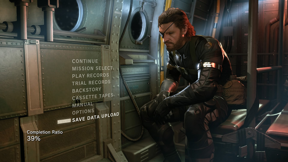 MGSV-GZ-Update-save-data-upload
